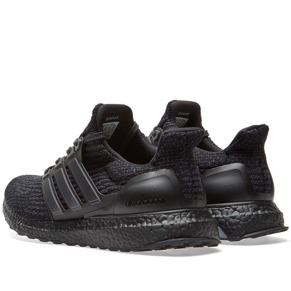 9ea1130da66c norway amazon adidas mens ultraboost 3.0 running shoes triple black ba8920  us 9.5 road running 48e15