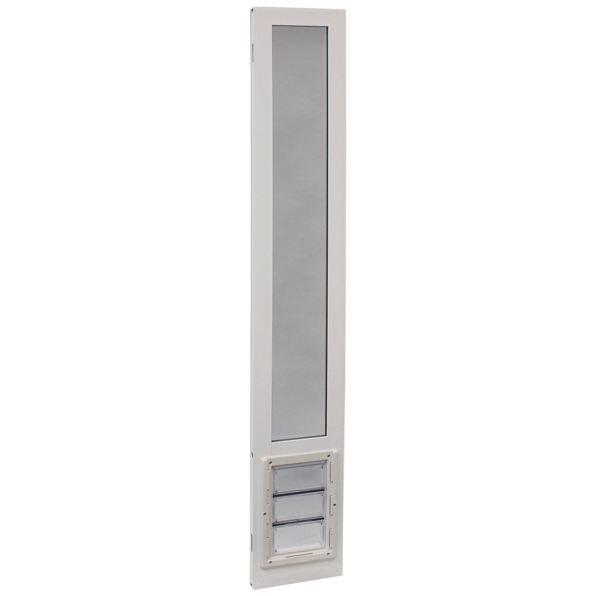 Vinyl Insulated Pet Patio Door 78'' Medium by Ideal Pet Products