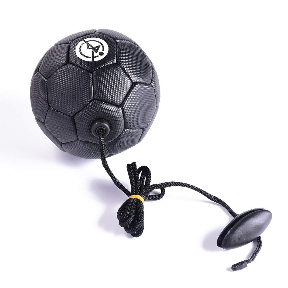 Un balón de Entrenamiento de fútbol Puede Hacer Bungee.: Amazon.es ...