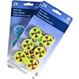 48ct Helping Hand Sock Locks Keep Socks Paired in Washer Dryer Laundry Wash Tool