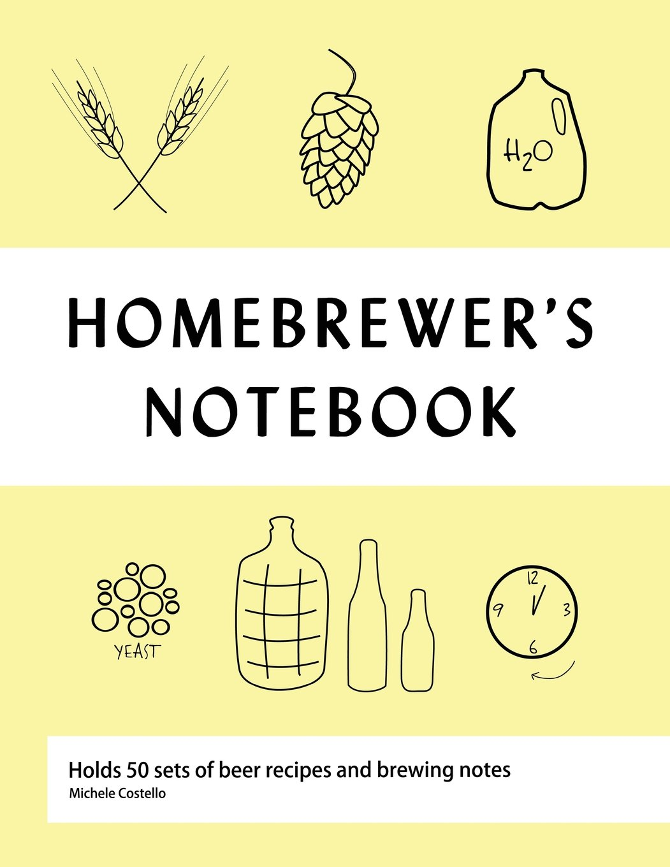 Homebrewer's Notebook pdf