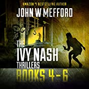 The Ivy Nash Thrillers: Books 4-6: Redemption Thriller Series 10-12 (Redemption Thriller Series Box Set) | John W. Mefford