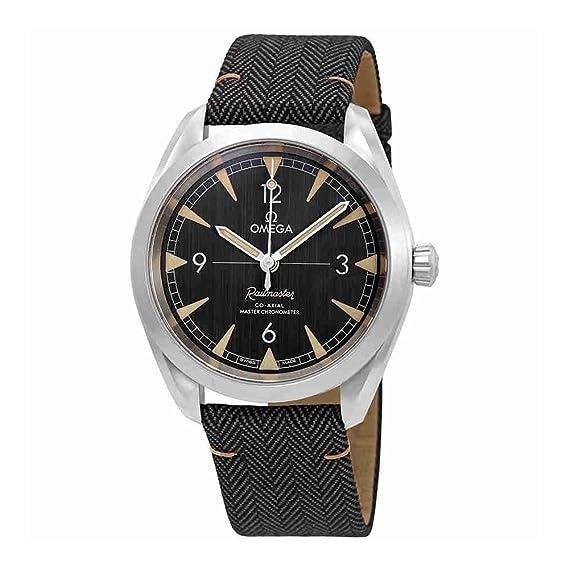 Omega Seamaster Railmaster 220.12.40.20.01.001 - Reloj de pulsera para hombre