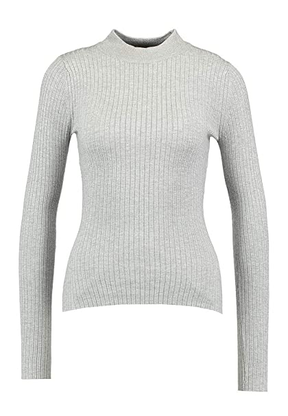 27c67610dfd6aa Even Odd Ladies Ribbed Crew Neck Jumper - Classic Knit Long Sleeve ...