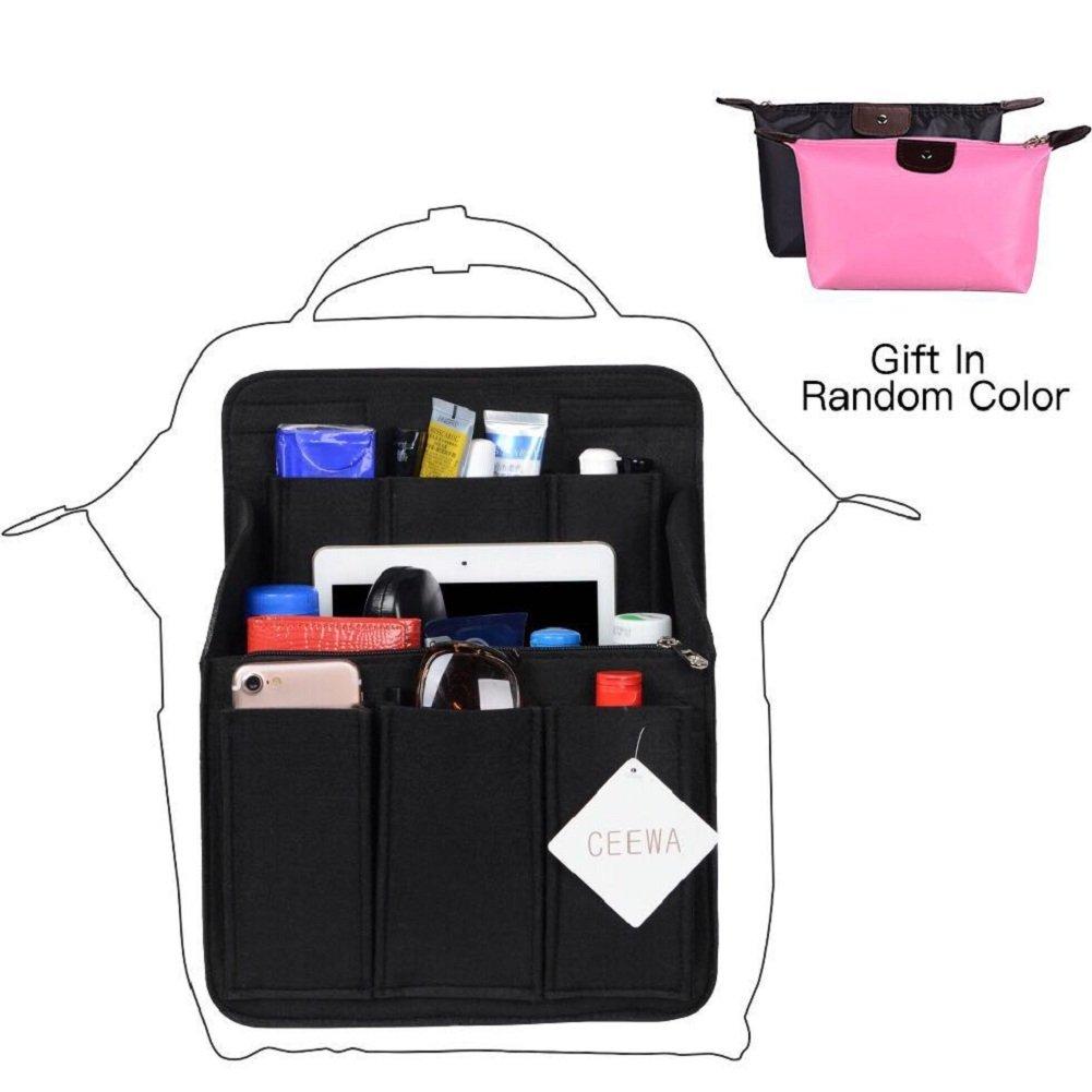 6f8a99bd3f17 Details about Felt Backpack Organizer Insert