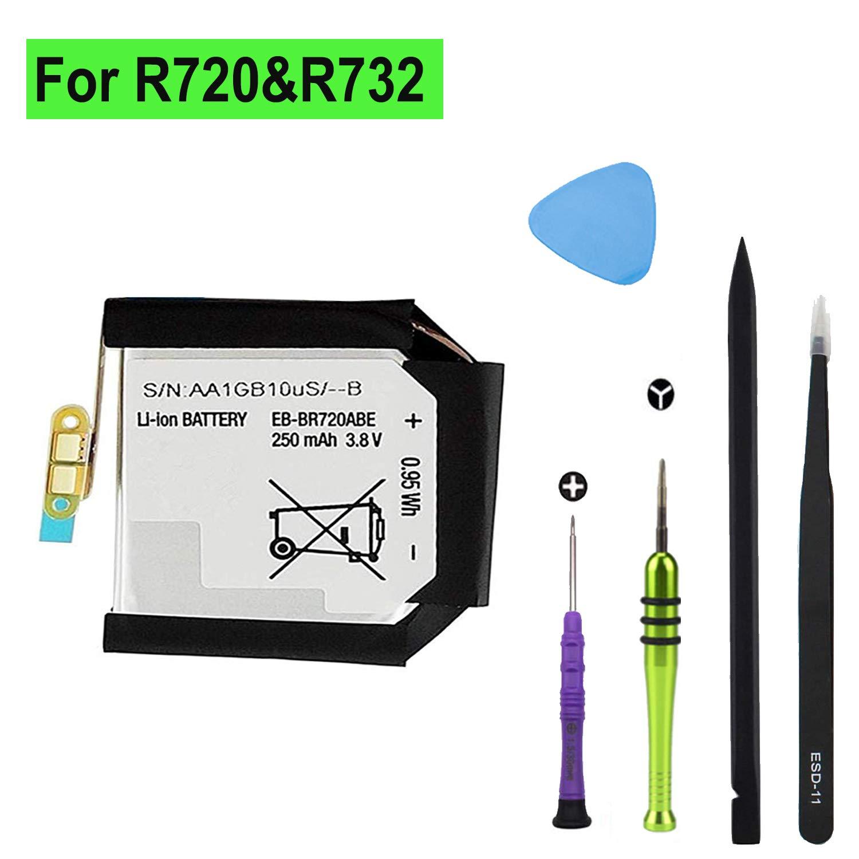 Bateria 250mah Samsung Galaxy Gear S2 Classic R720 R732