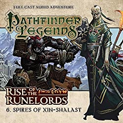 Pathfinder Legends - Rise of the Runelords 1.6 Spires of Xin-Shalast