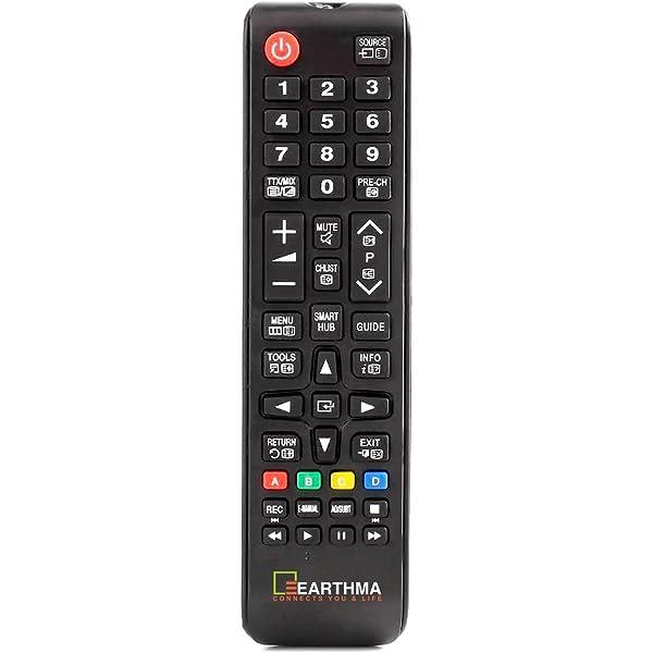 Mando a distancia universal para televisor Samsung 3D LCD/LED: Amazon.es: Electrónica