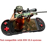 ipega PG-9087S Wireless 4.0 Game Controller Gamepad Joystick for Samsung GALAXYS10/S10+Note 10+ S20/S20 5G Tablet PC…