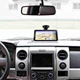 7 Inch Touch Screen GPS Navigation Maps System