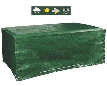 Amazon De Glorytec Premium Abdeckung Gartenmobel 200x160x70