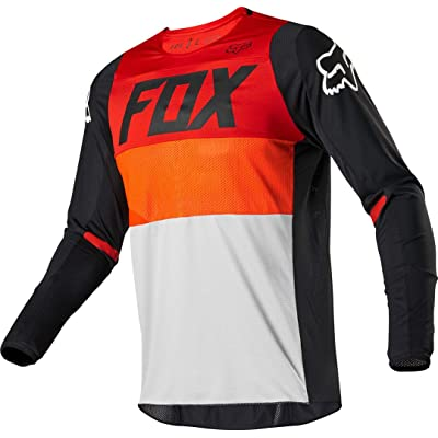 2020 Fox Racing 360 Bann Jersey-Light Grey-S: Automotive