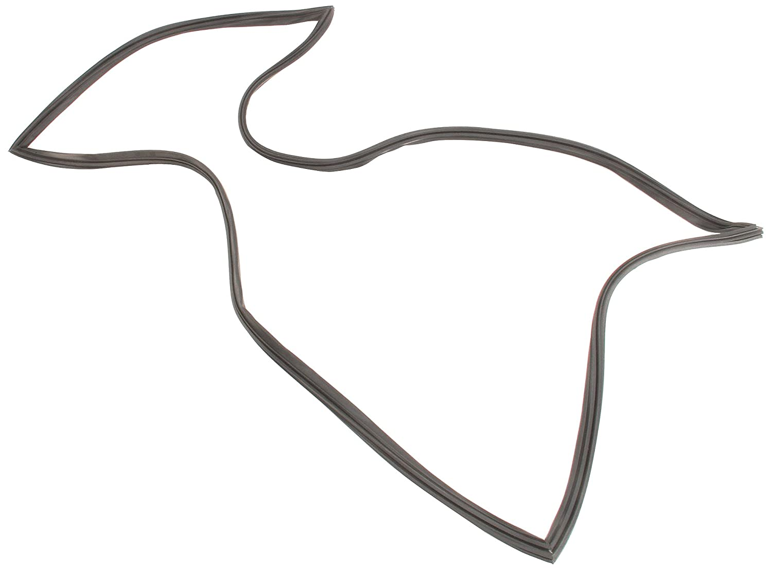 "Beverage-Air 712-013C-10 Door Gasket for Beverage-Air MT10 Glass Door Merchandisers, 41"" x 21.25"""