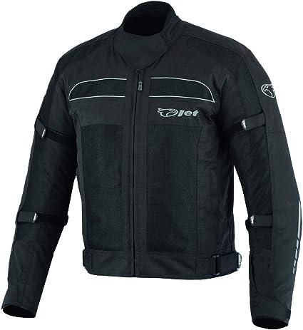 amazon chaqueta moto verano hombre