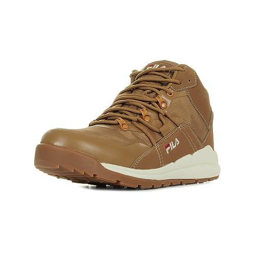 Amazon Zapatos Y 1010108edu es Fila Mid Delta Chipmunk Deportivas Xwx6qwASU0