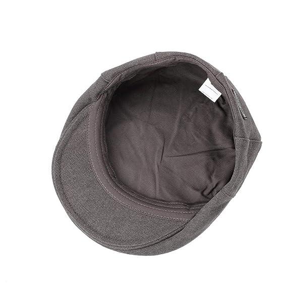 53580b3c Troop London Canvas Flat Cap for Men & Women | Shelby Newsboy Cap for Men &  Women | Old School Style - TRP0503: Amazon.co.uk: Clothing