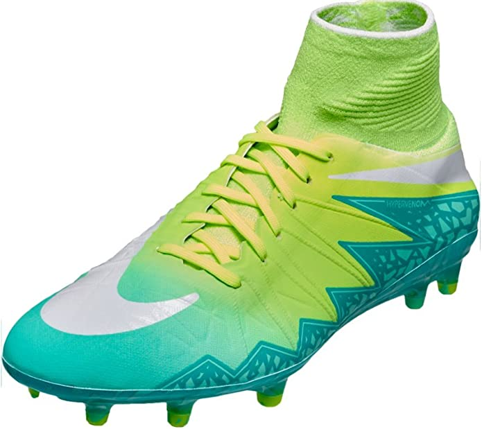 Nike Womens Hypervenom Phantom II FG Firm Ground Soccer Cleats: Amazon.es: Zapatos y complementos