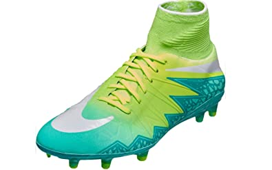brand new 01dce a2b5e Nike Womens Hypervenom Phantom II FG Firm Ground Soccer Cleats