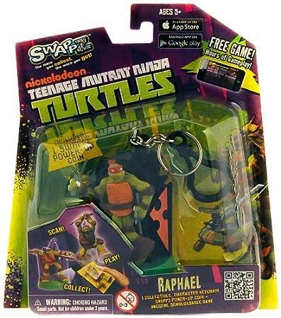 Amazon.com: Swappz Teenage Mutant Ninja Turtles Raphael 1 ...