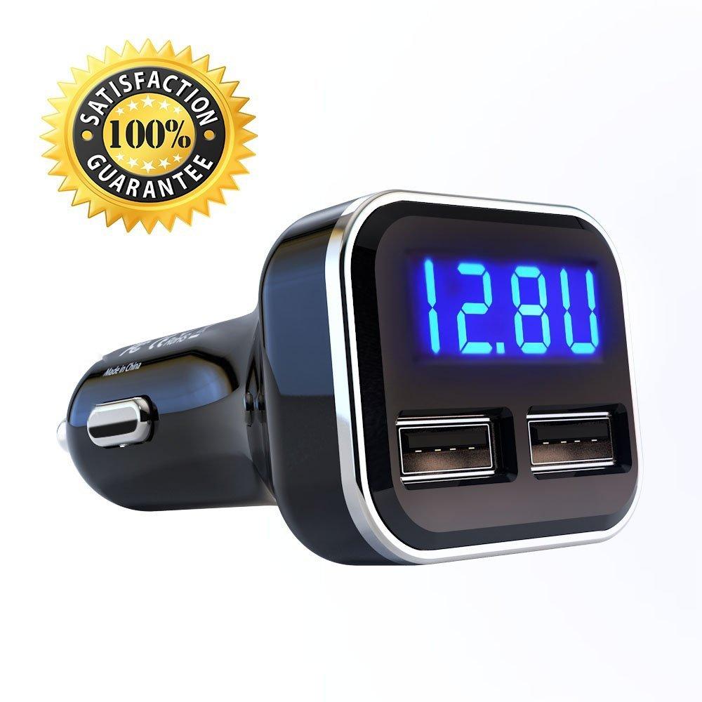 Cargador para Auto USB JEBSENS (1N00I4TM)