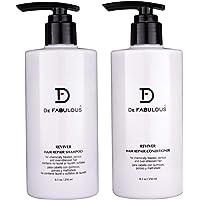 De Fabulous Reviver Hair Repair Shampoo 250ml & Conditioner 250ml (Combo Of 2)