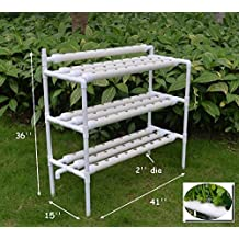 3-layer Hydroponic Site Grow Kit Ebb and Flow Deep Water Culture Garden(Item#141095)