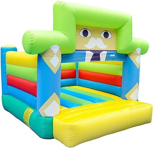 Castillo Inflable para Niños Piscina para Niños Al Aire Libre ...
