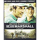 We Are Marshall (Combo HD DVD and Standard DVD)