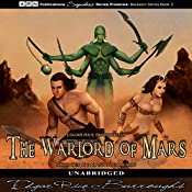 The Warlord of Mars: Barsoom Series, Book 3 | Edgar Rice Burroughs