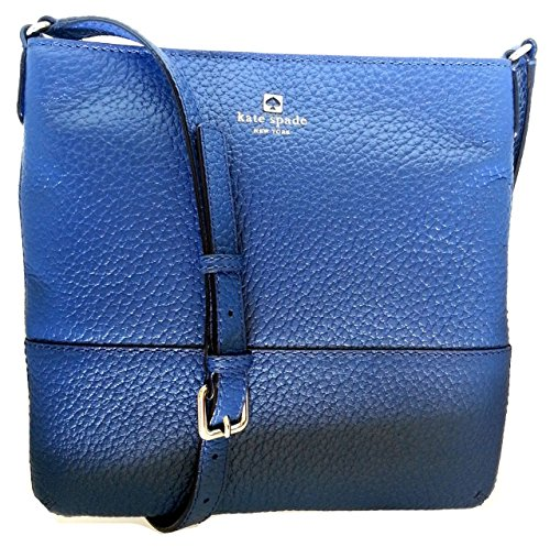 Kate Spade New York Cora Southport Avenue Crossbody Shoulder Bag in Blue