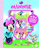 Disney Minnie Mouse 9 Board Book Set (9781450870214)