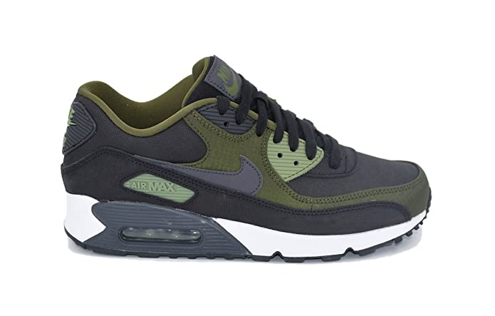 Adaptable Nike Air Max 90 Hyperfuse Independence Day USA Midnight Navy 613841 440 Men's Running Shoes Classic Sneakers
