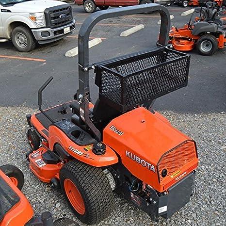 greatday - TT400 tool-tray fija a la Rops de su tractor lleva ...