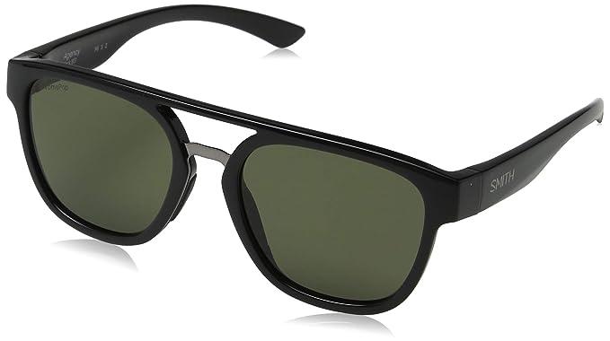 26a5e9d303075 Amazon.com  Smith Optics Agency ChromaPop Polarized Sunglasses ...