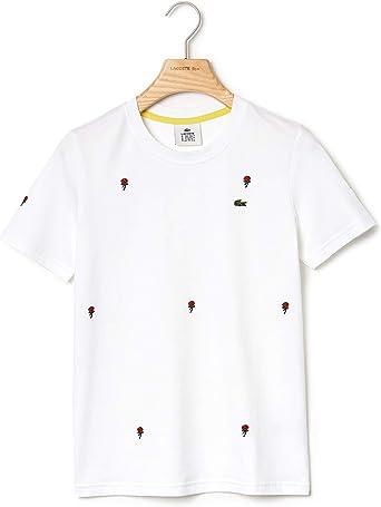 Lacoste Live - Camiseta Mujer - Tf8224: Amazon.es: Ropa y accesorios