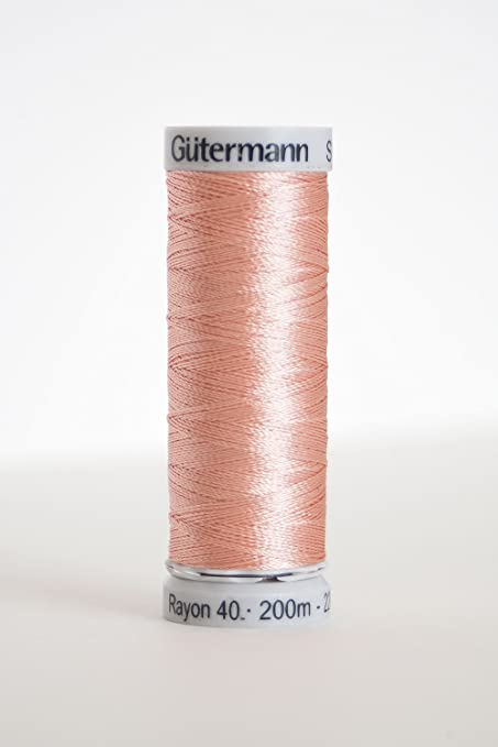 Amazon Gutermann 7097001019 Salmon Sulky Rayon 40 Machine