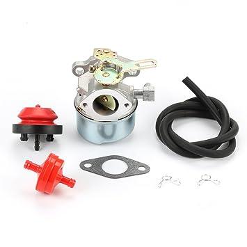 mckin 632107 ajustable carburador ha alta y baja lateral ajuste y con libre Junta de drenaje