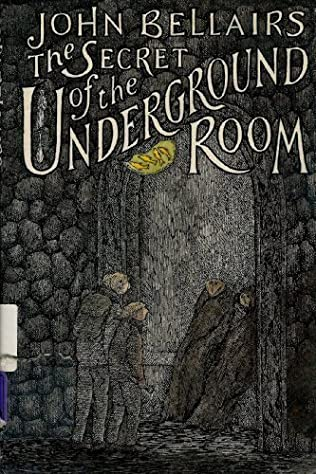 book cover of The Secret of the Underground Room