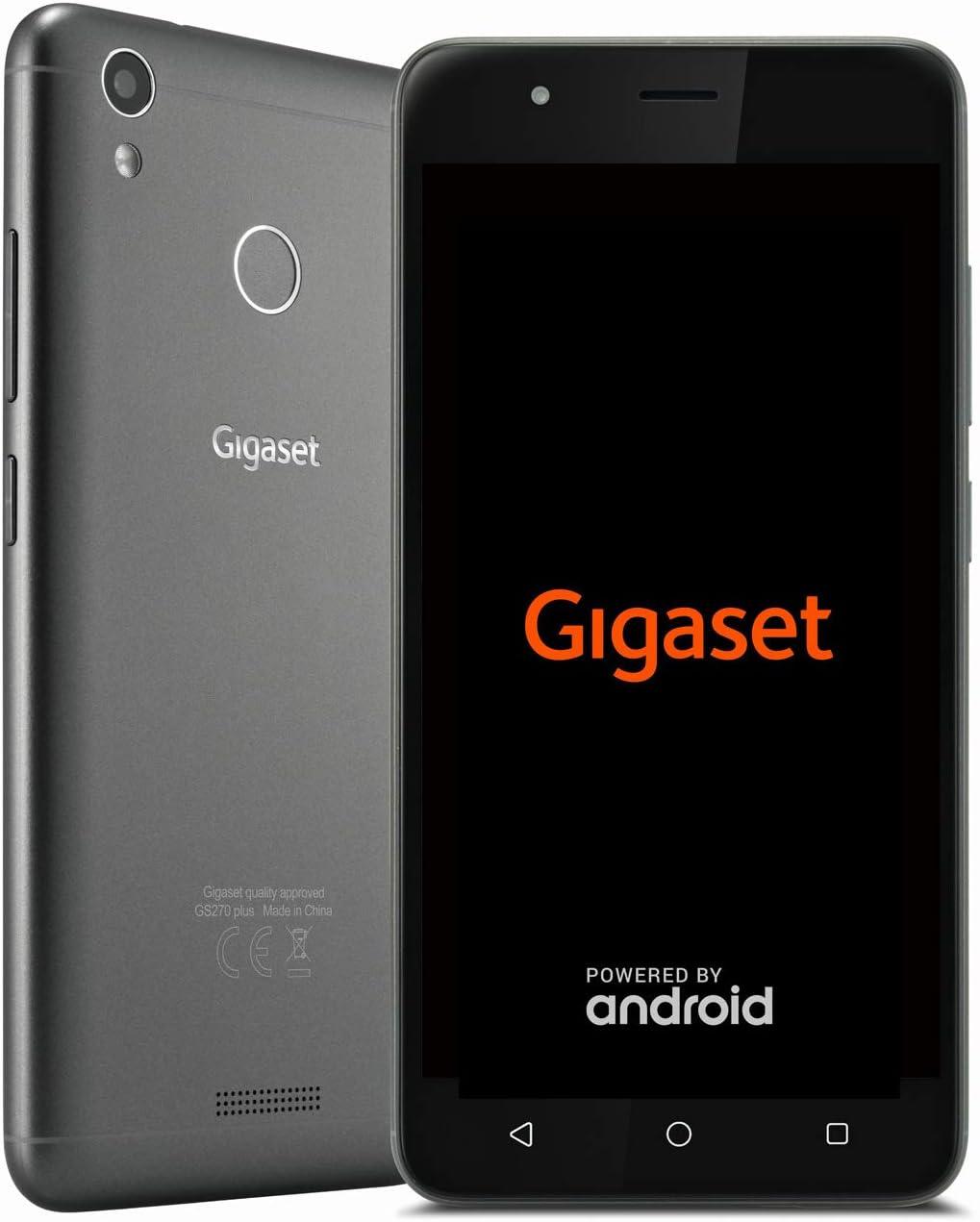 Gigaset GS270 Plus - Smartphone (13.3 cm (5.2 Pulgadas), 16GB ...