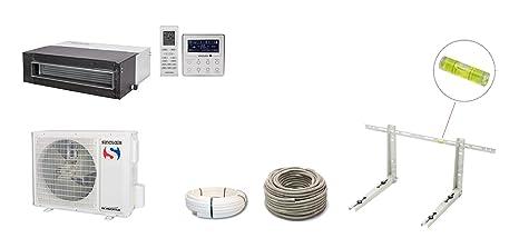 Split – Aire acondicionado Canal dispositivo Sinclair Uni de DC Inverter 3,5 kW a