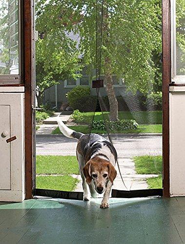 Walk Through Screen Door : Orvis instant screen door best magnetic