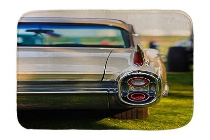 Cama Perro Garage Diseño Vintage impreso 40x60 cm