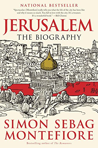 Jerusalem: The Biography cover
