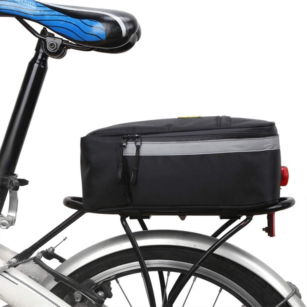 【正規逆輸入品】 Lixada Lixada 自転車トランクバッグ B07GCG915L バイク パニエ サイクリング ラックパック バイク リアシートバッグ B07GCG915L, 和物屋:4800a58f --- arianechie.dominiotemporario.com