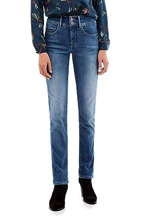 Salsa Jeans Secret Vaqueros Slim para Mujer: Amazon.es: Ropa ...