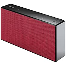 Sony SRS-X55/RC Portable Bluetooth Speaker Red
