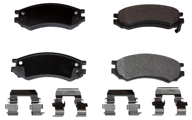 Monroe FX507 ProSolution Semi-Metallic Brake Pad