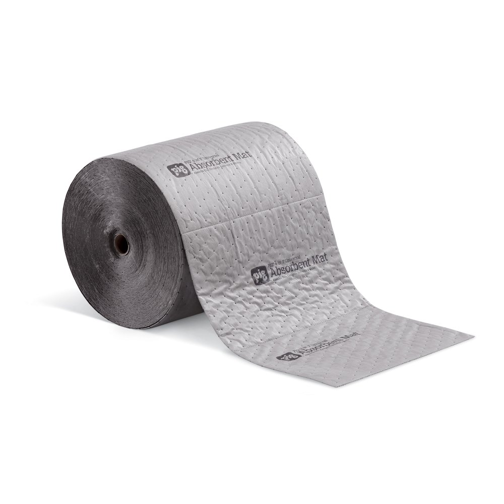 4 in 1 Absorbent Roll, Med Wt, 17.4 gal