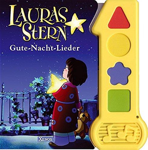 Lauras Stern - Gute-Nacht-Lieder
