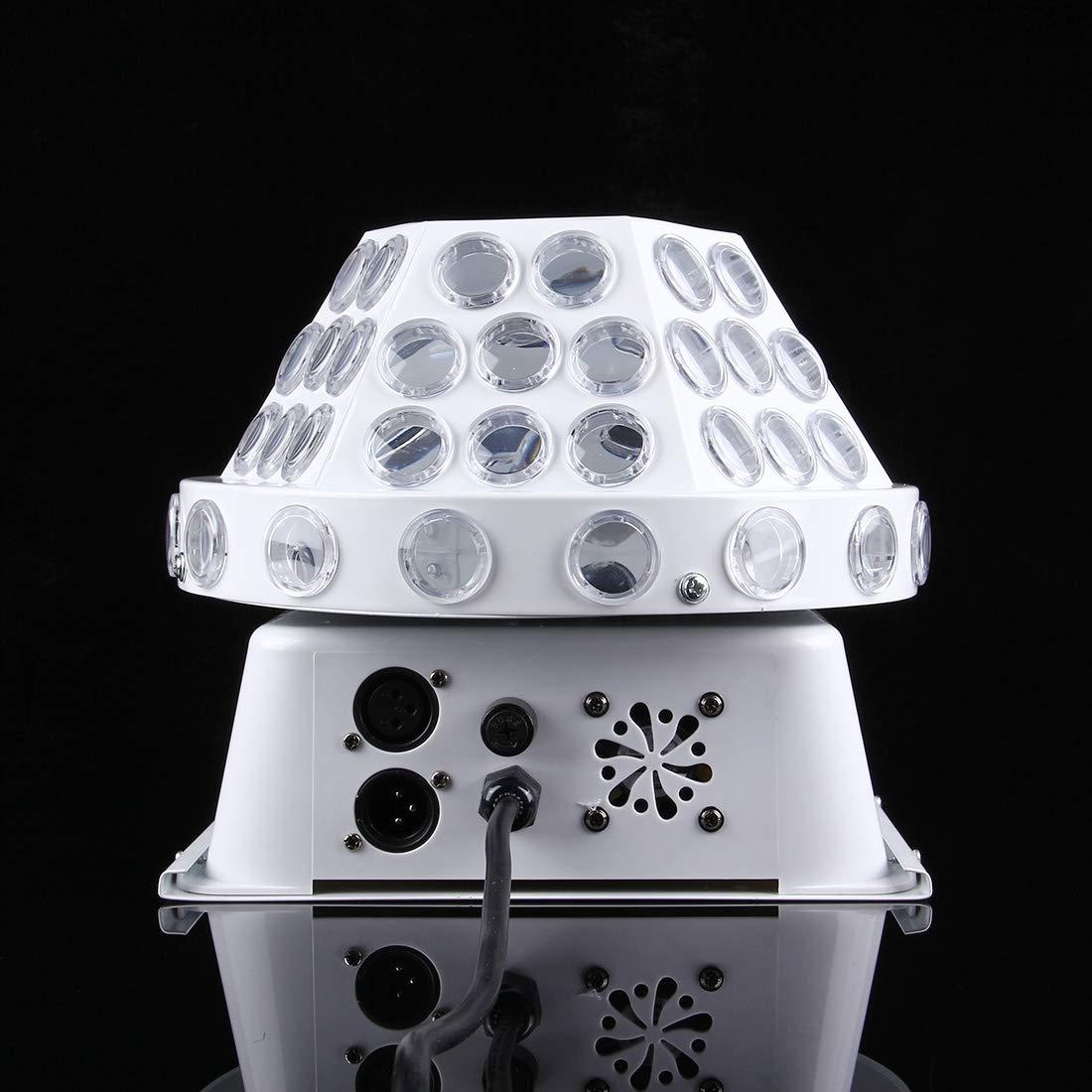 stage lighting 30W Mushroom Magic Ball LED Crystal Light, Master/Slave / DMX512 / Auto Run/Sound Control Modes, AC 220V by stage lighting (Image #3)